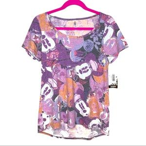NWT LuLaRoe Disney Minnie & Mickey Mouse Classic T